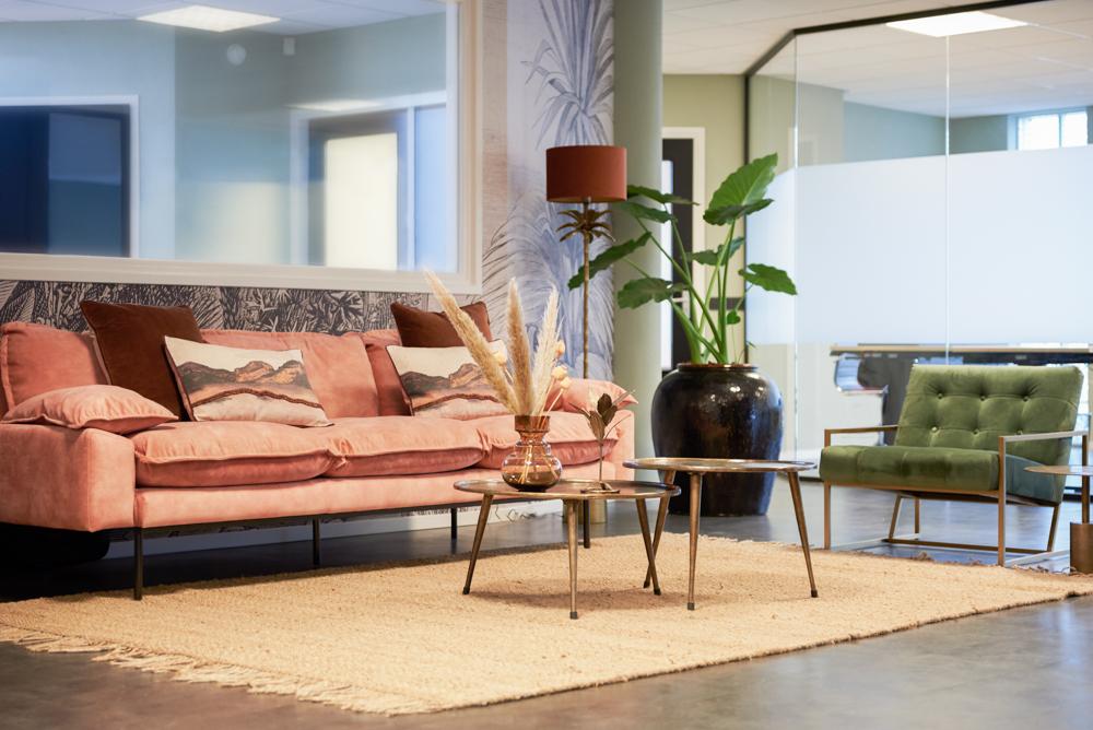 Lounge zaak van puthem, flexwerken, kantoren, vergaderen
