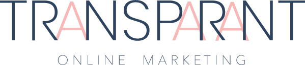 Transparrant online marketing putten