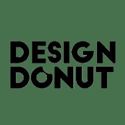 Design Donut Ontwerp, logo website